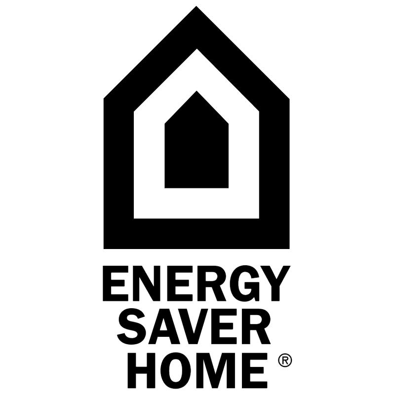 Energy Saver Home vector