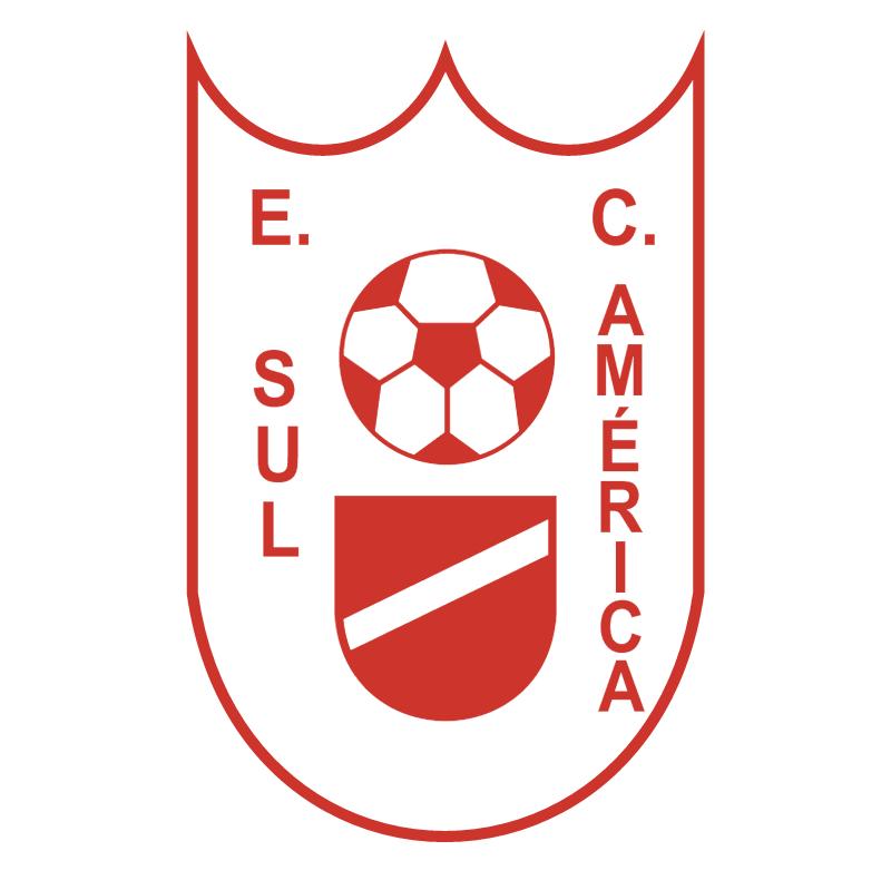Esporte Clube Sul America de Canoas RS vector