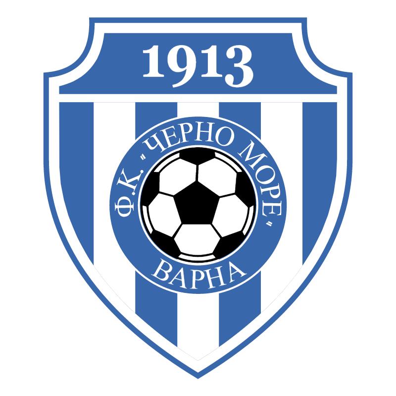 FK Cherno More Varna vector