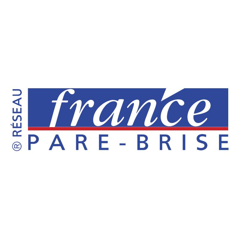 France Pare Brise vector