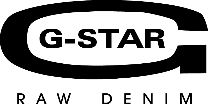 G star Raw Denim vector