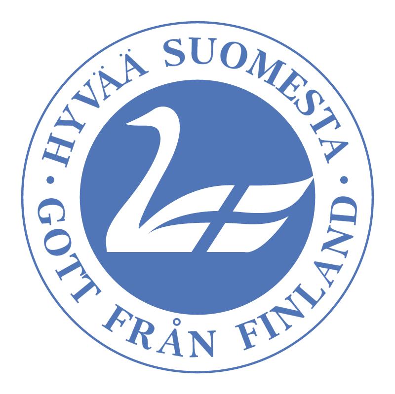 Gott Fran Finland vector