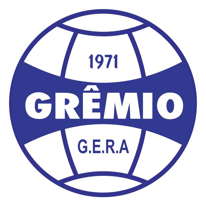 Gremio Esportivo e Recreativo Ajuricaba de Ajuricaba RS vector logo