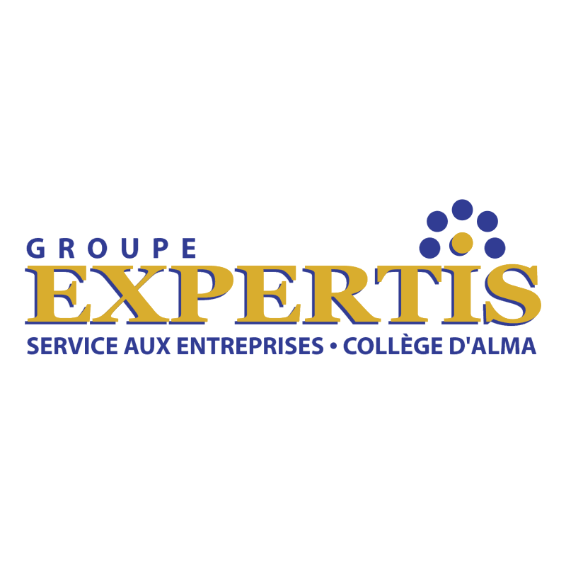 Groupe Expertis vector