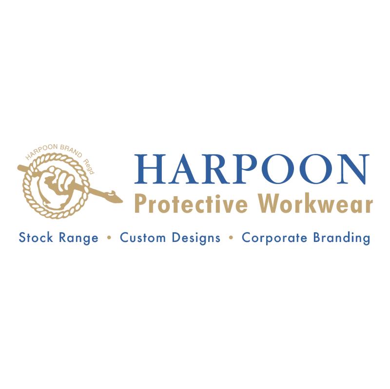 Harpoon Protective Workwear vector