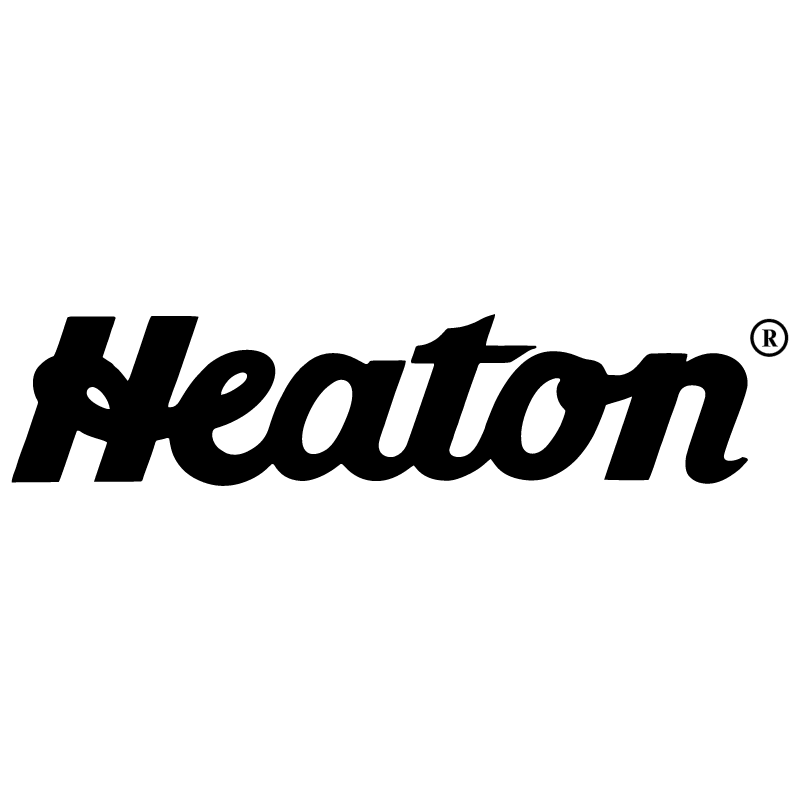 Heaton vector logo