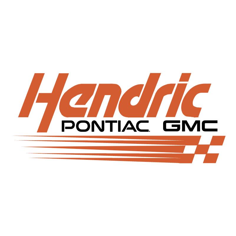 Hendrick Pontiac GMC vector
