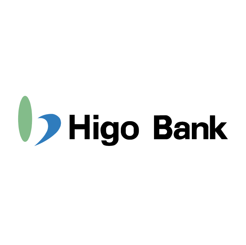 Higo Bank vector