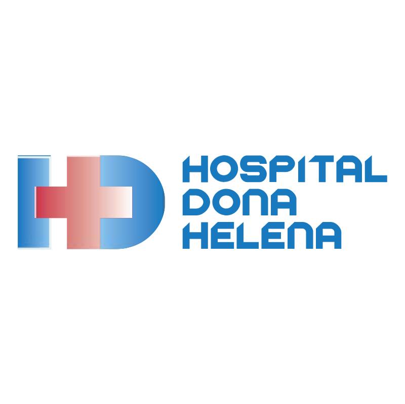 Hospital Dona Helena vector