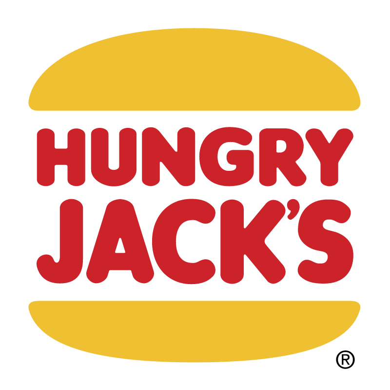 Hungry Jack's vector