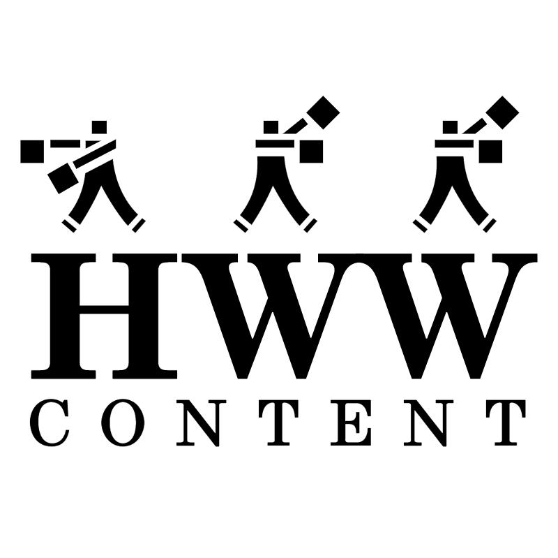 HWW Content vector
