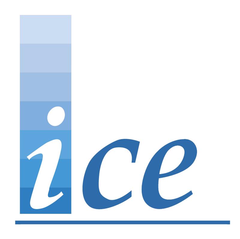 ice vector logo