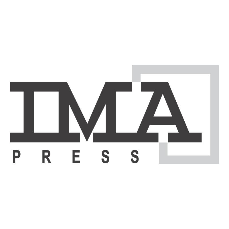 Ima Press vector