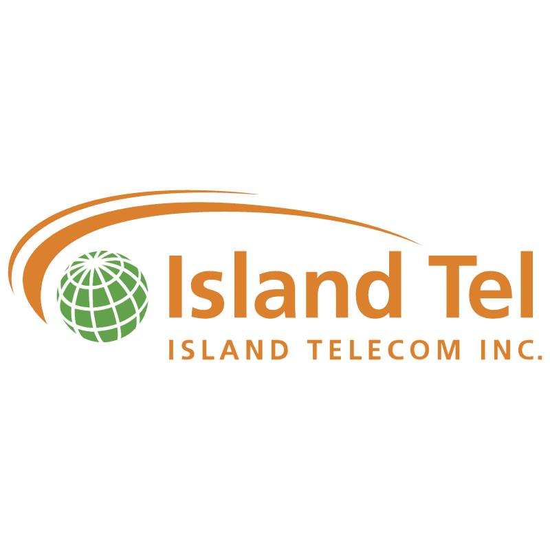 Island Tel vector