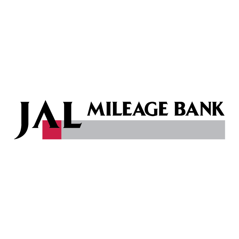 JAL Mileage Bank vector