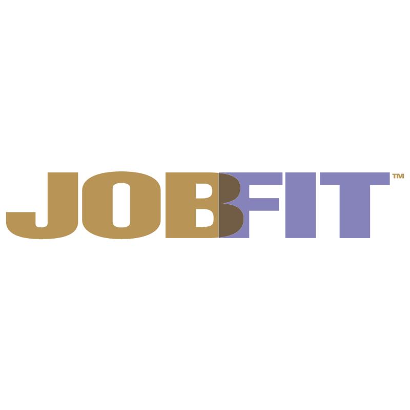 Jobfit vector