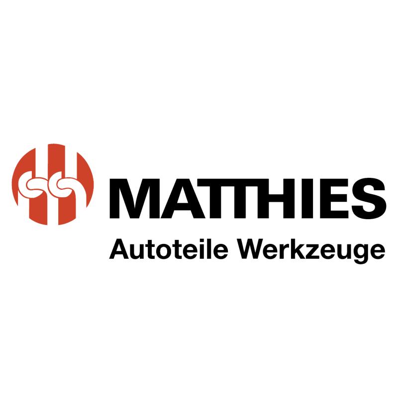 Joh J Matthies Autoteile & Werkzeuge vector