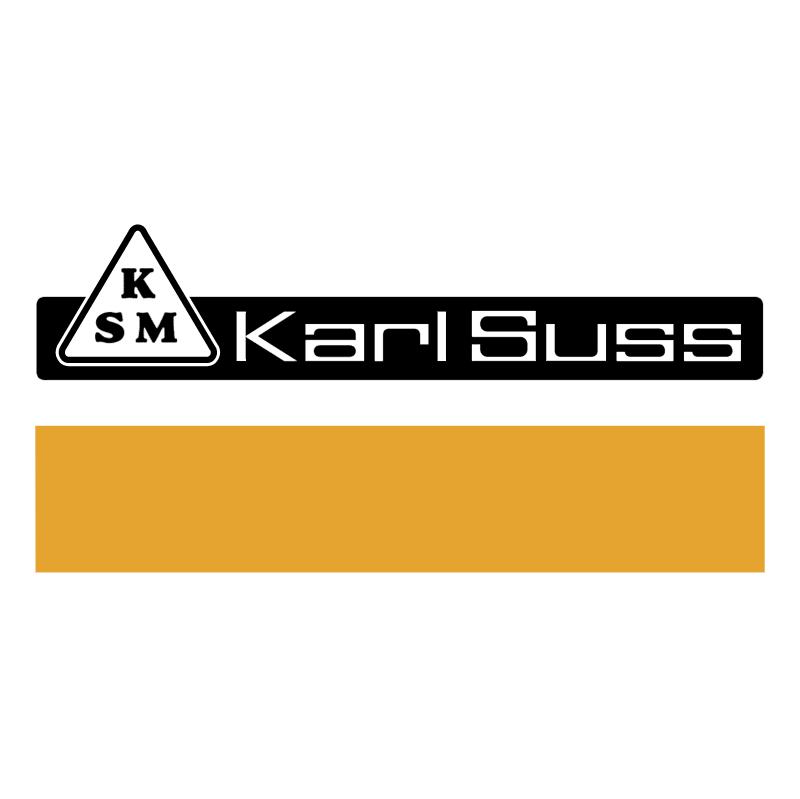 Karl Suss vector
