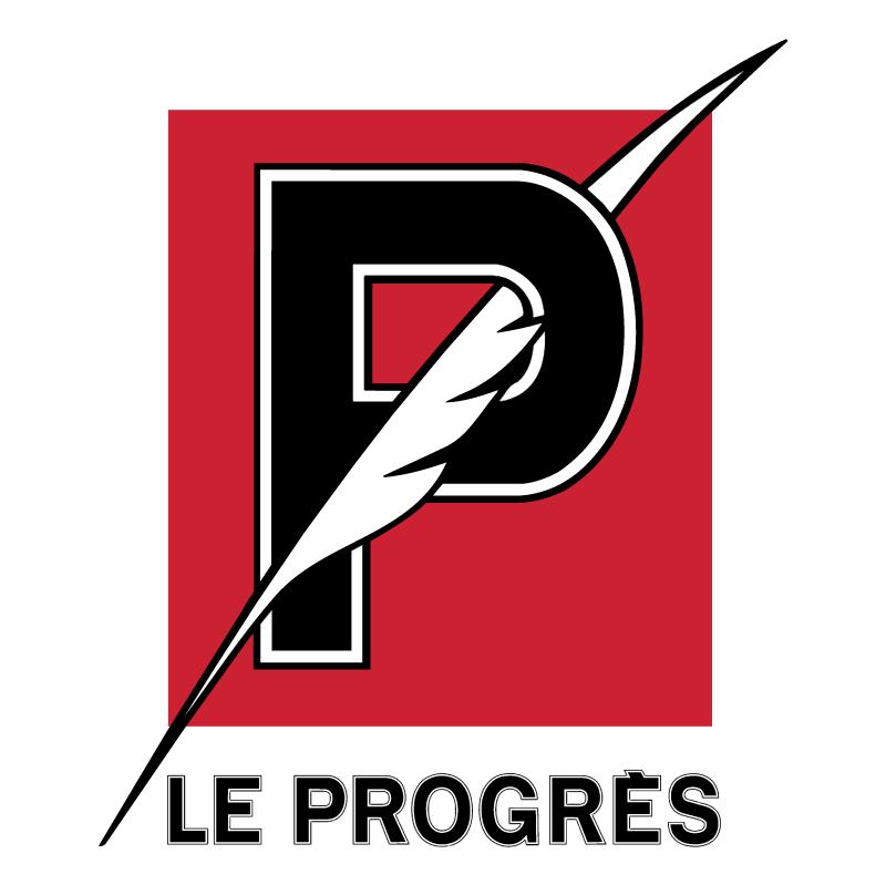 Le Progres vector