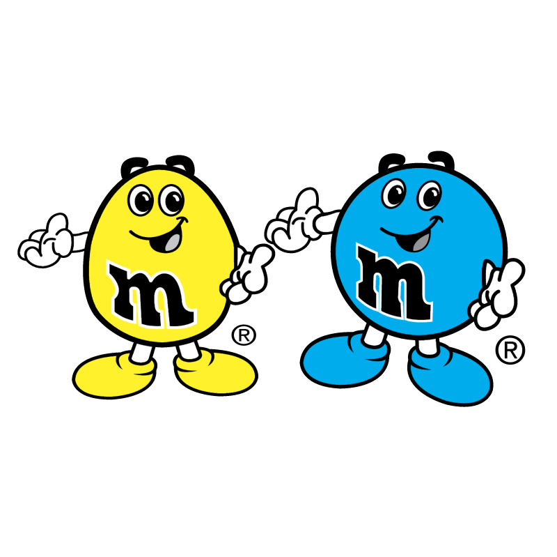 m&m's vector logo