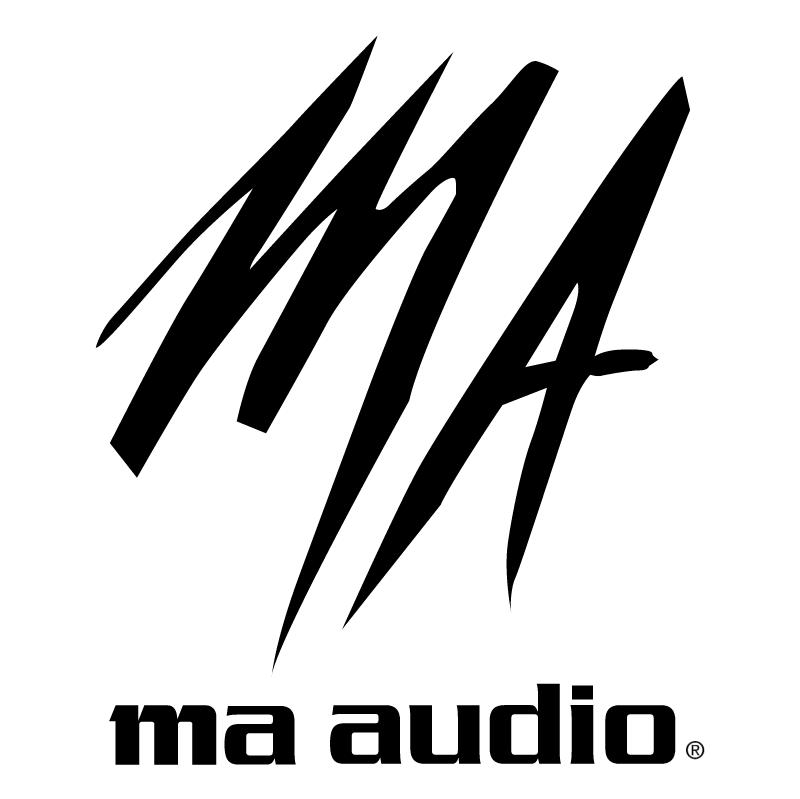 MA Audio vector