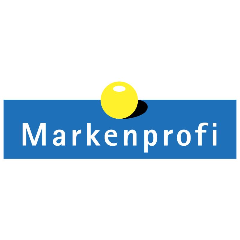 Markenprofi vector logo