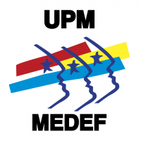 MEDEF UPM vector