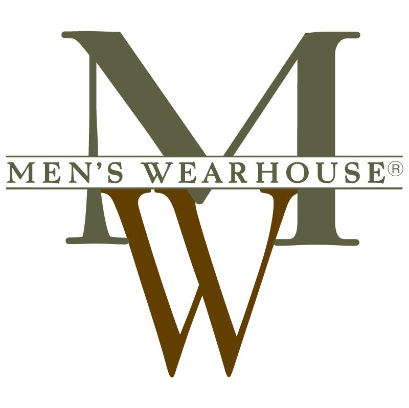Men's Wearhouse vector