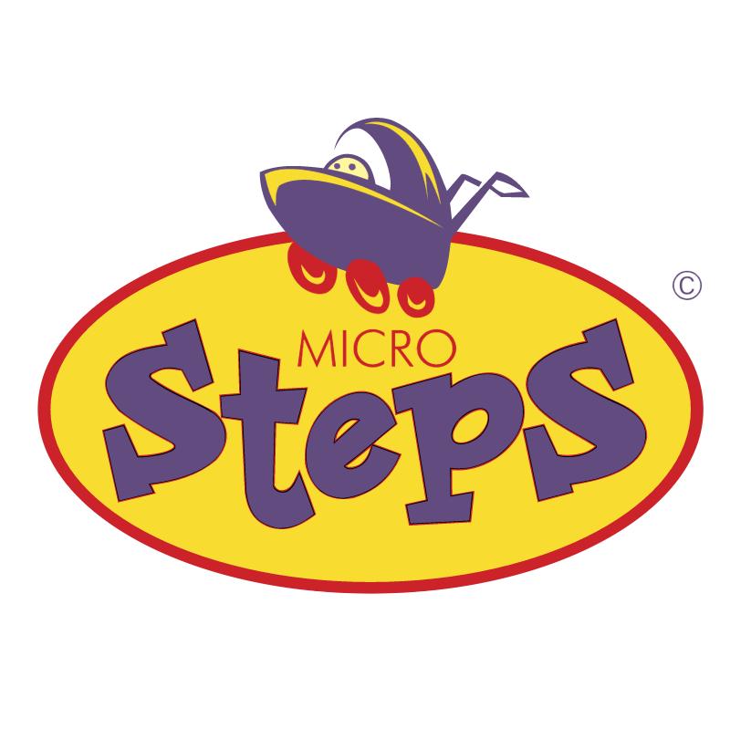 Micro Steps vector logo