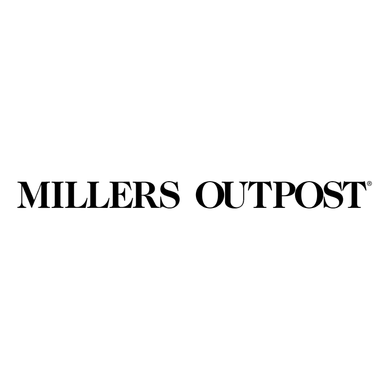 Millers Outpost vector logo