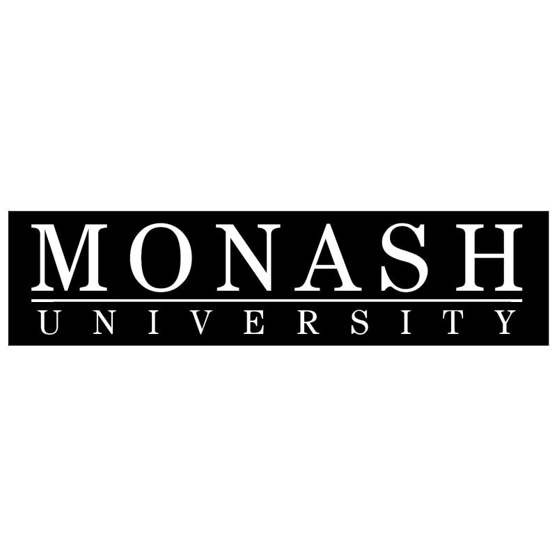 Monash University vector logo