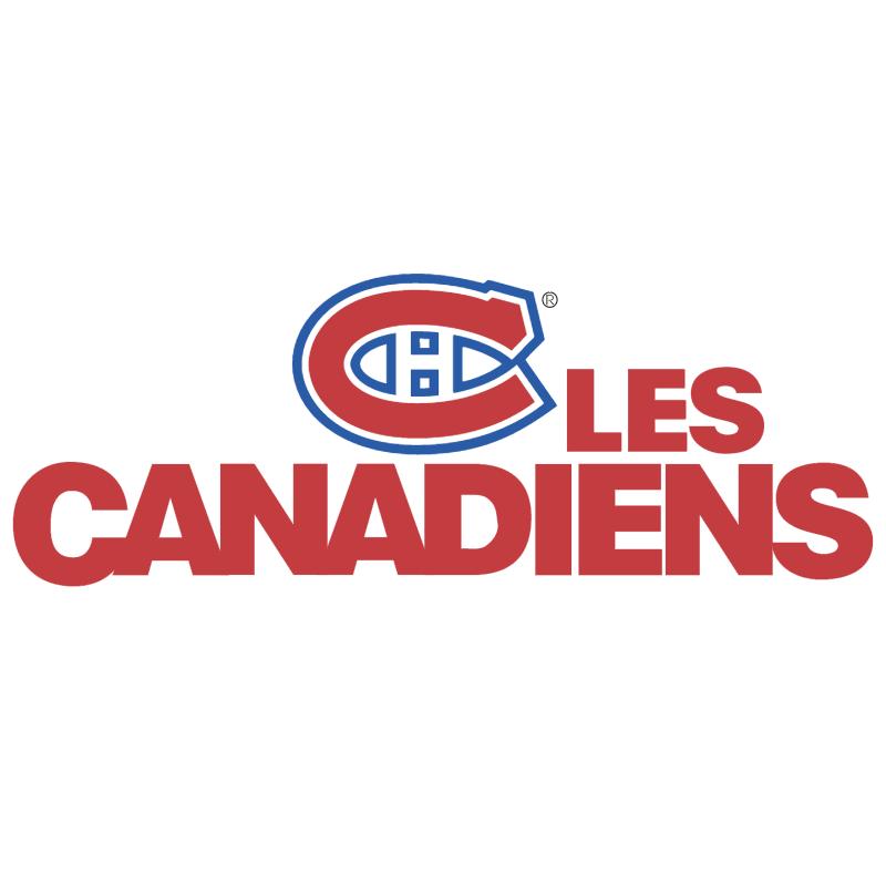 Montreal Canadies vector