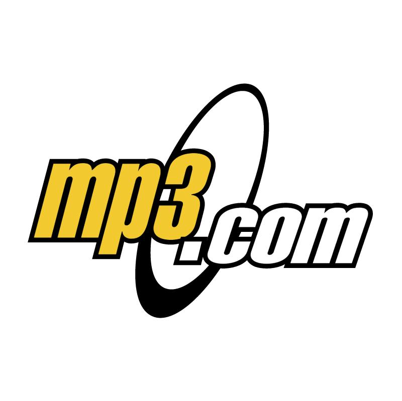 mp3 com vector logo