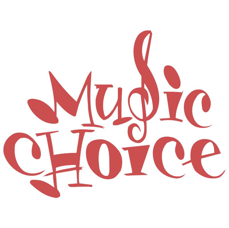 Music Choice vector