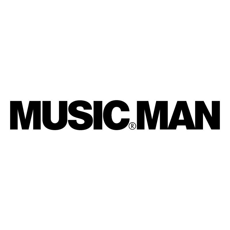 Music Man vector