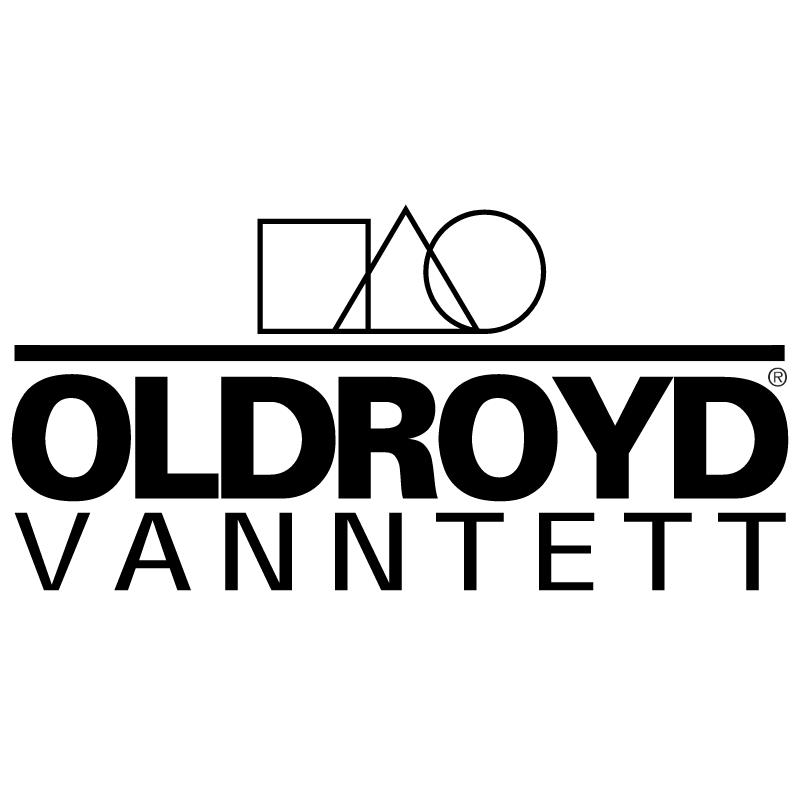 Oldroyd Vanntett vector logo