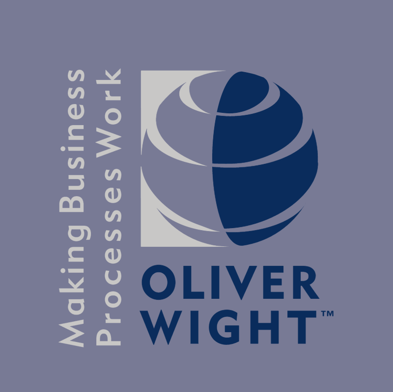 Oliver Wight vector