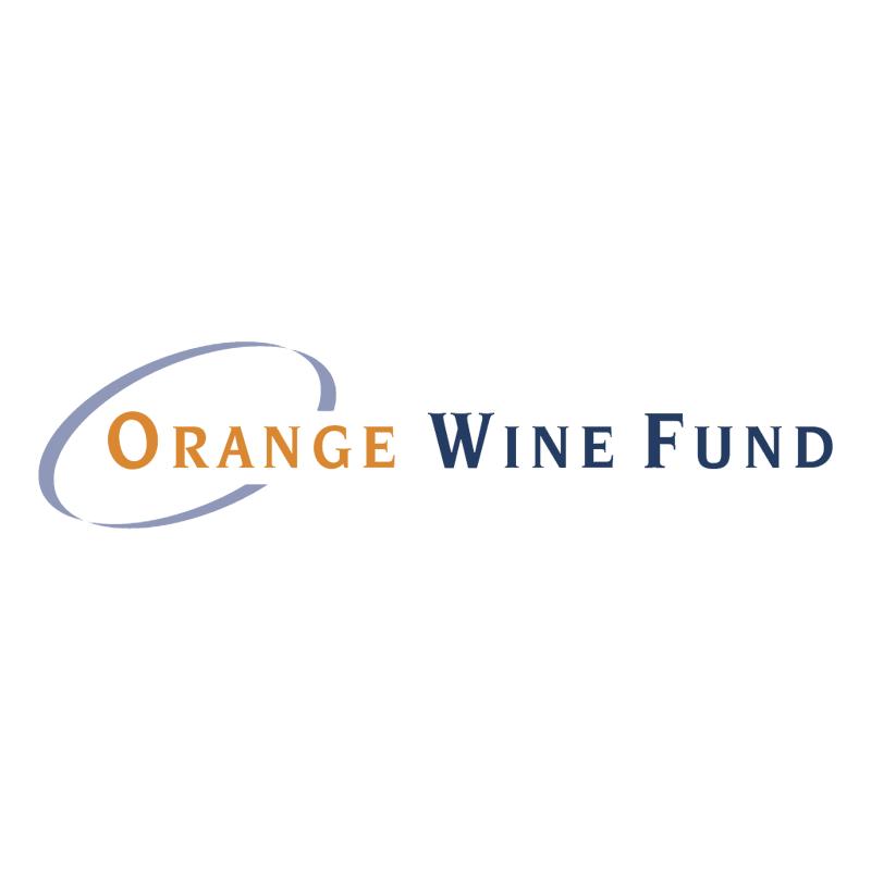 Orange Wine Fund vector