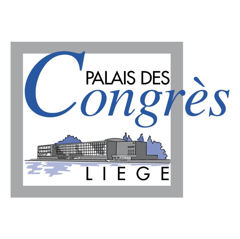 Palais Des Congres vector