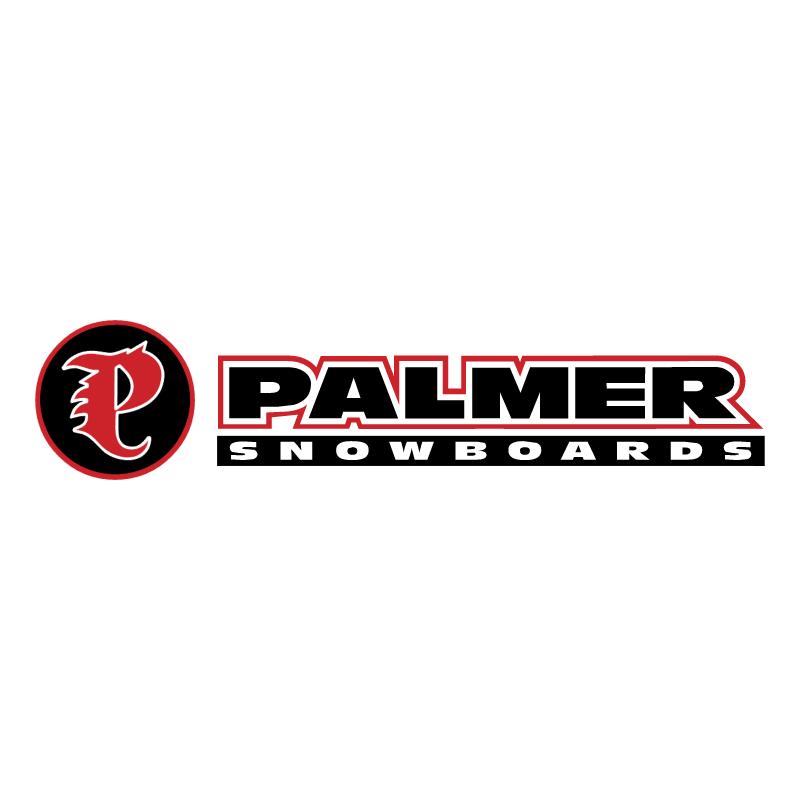 Palmer vector logo