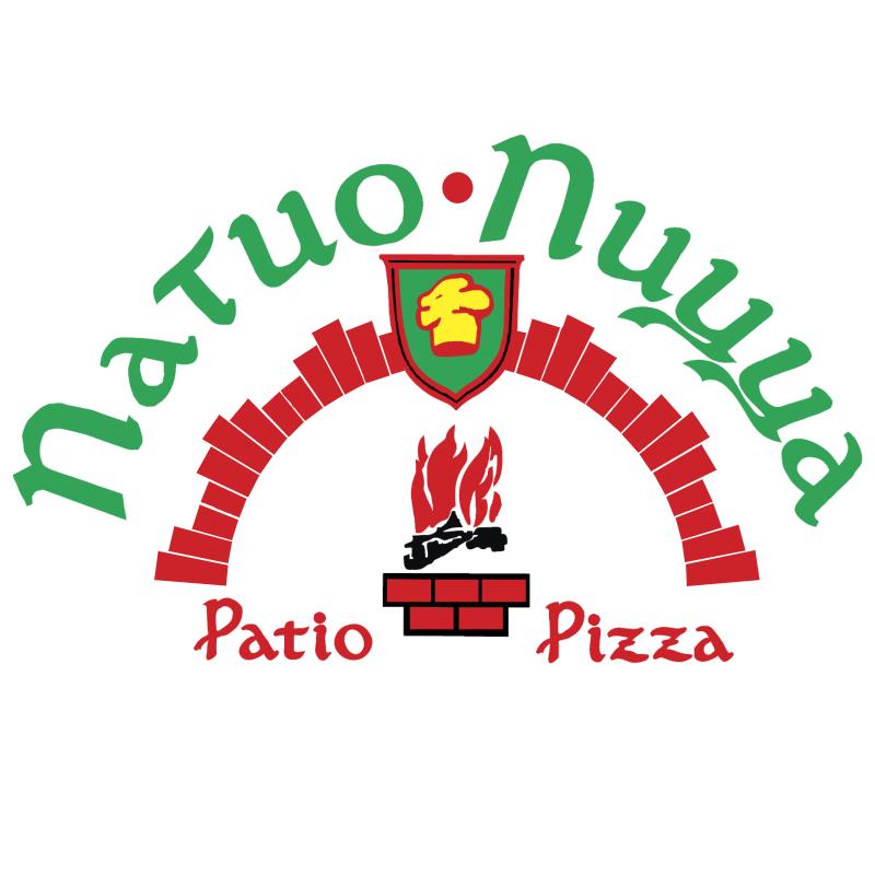 Patio Pizza vector