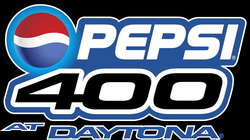 Pepsi 400 at Daytona vector