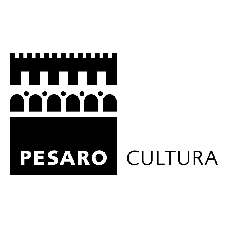 Pesaro Cultura vector