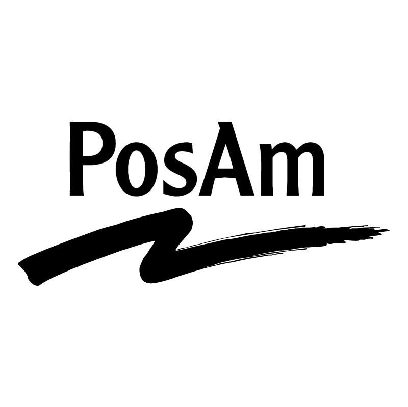 PosAm vector logo