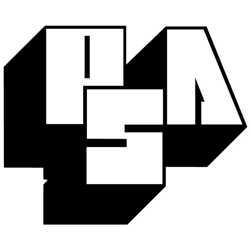 PSA Provincial Structure Aluminium vector