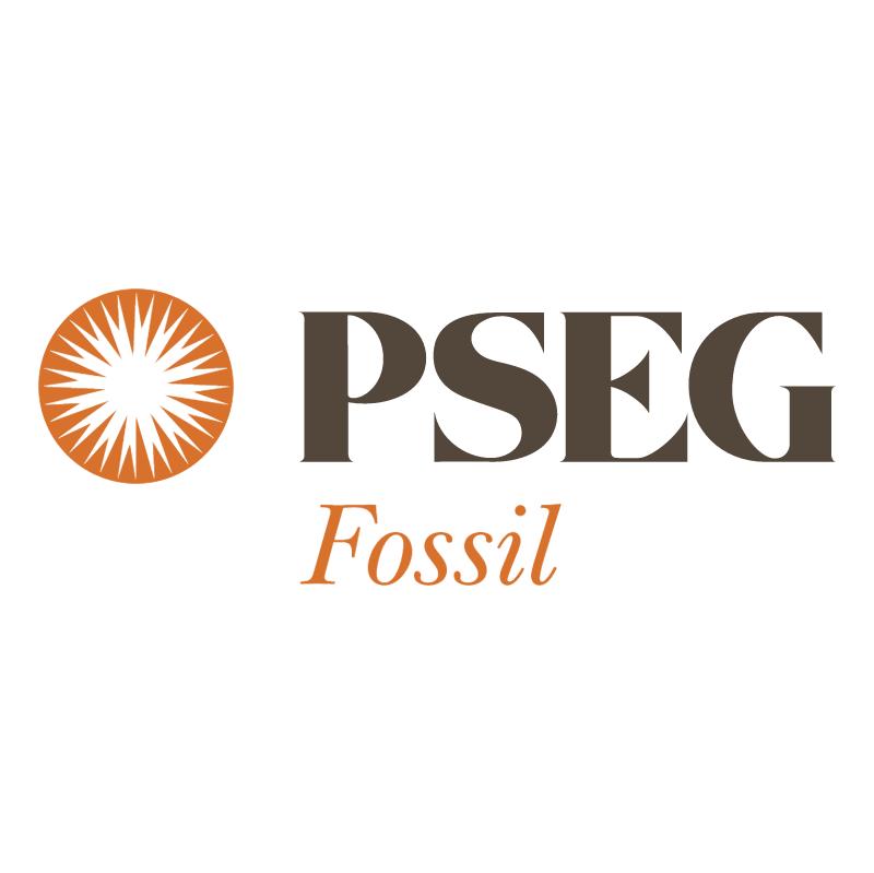 PSEG Fossil vector