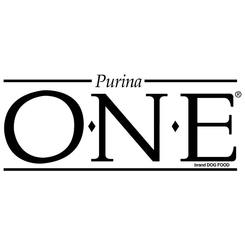 Purina One vector logo