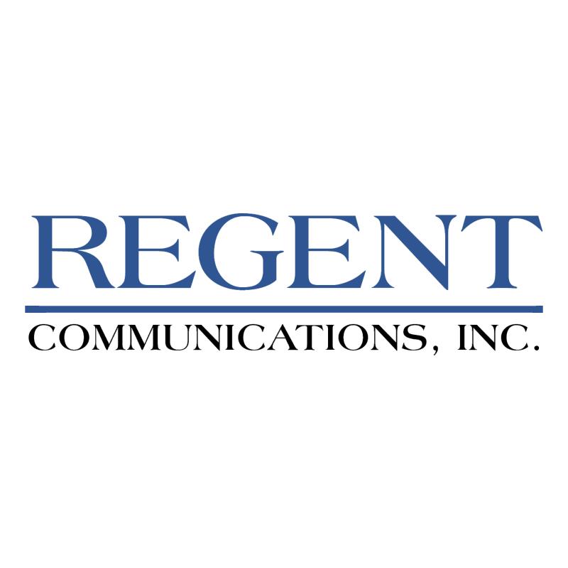Regent Communications vector