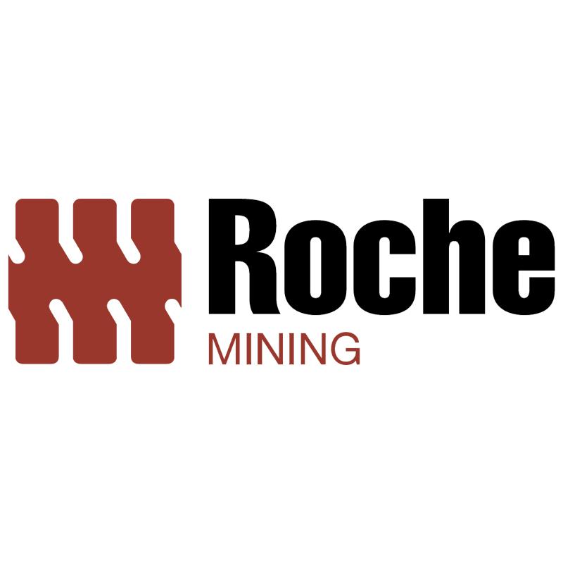 Roche Mining vector