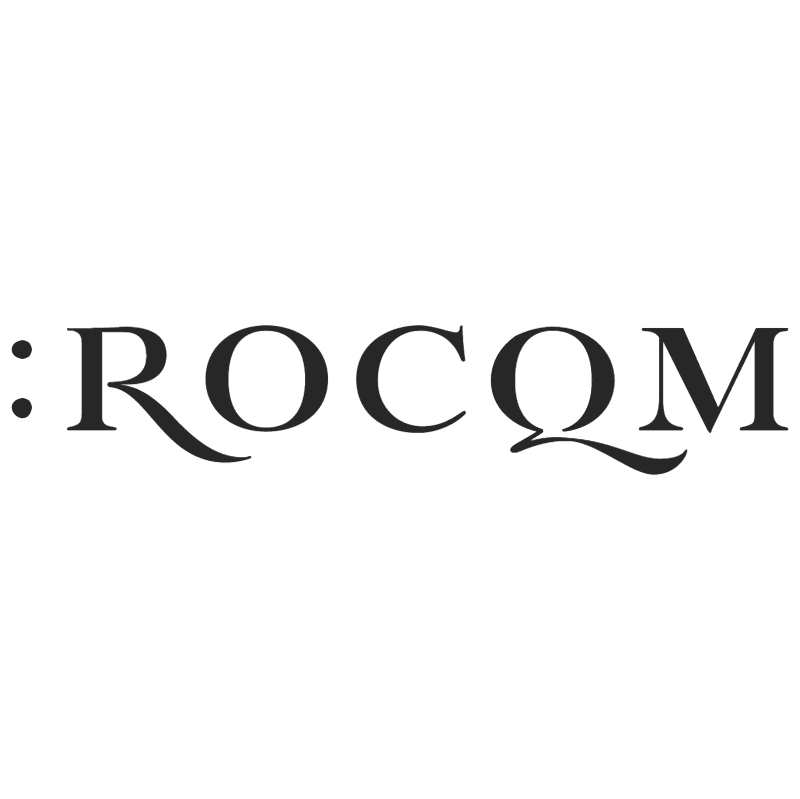 Rocqm vector logo